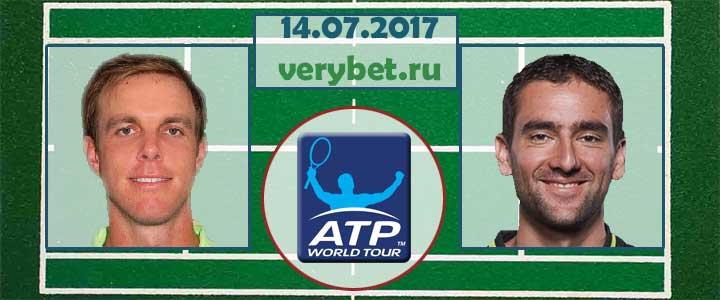 Прогноз на матч Куэрри - Чилич 14 июля