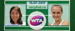 Прогноз на матч Мугуруса - Рыбарикова 13 июля