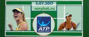 Заневская - Уотсон 3.07.2017 прогноз