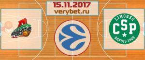 Локомотив-Кубань – Лимож прогноз