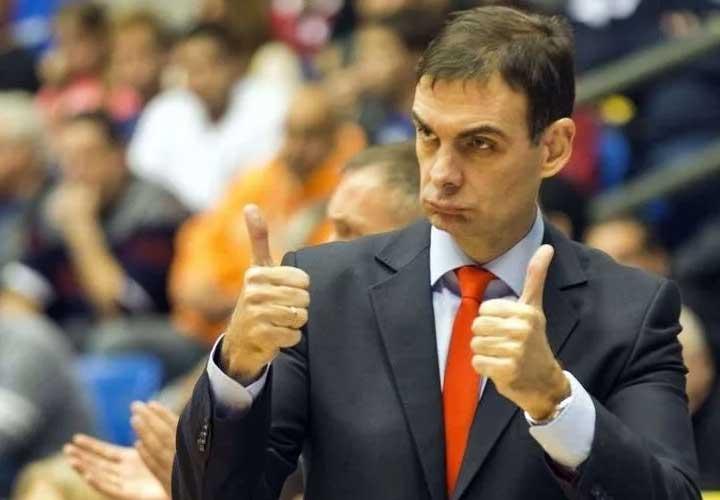 Тренер: Георгиос Барцокас