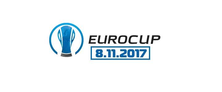 Еврокубок по баскетболу 8 ноября 2017