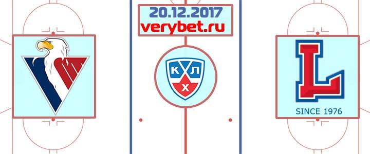 Слован - Лада 20 декабря 2017 прогноз