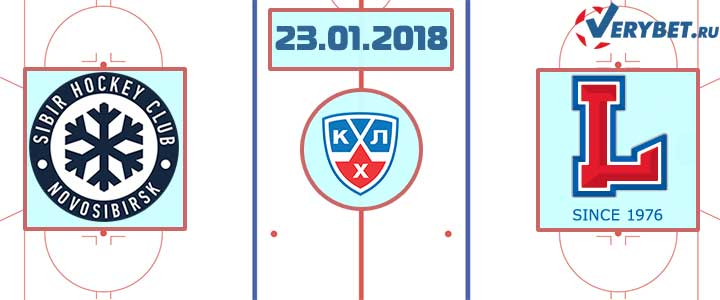 Сибирь - Лада 23 января 2018 прогноз
