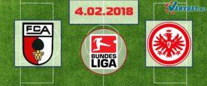 Аугсбург - Айнтрахт Франкфурт 4 февраля 2018 прогноз