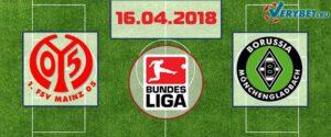 Майнц – Фрайбург 16 апреля 2018 прогноз