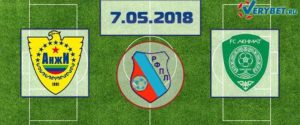 Анжи – Ахмат 7 мая 2018 прогноз
