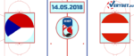 Чехия – Австрия 14 мая 2018 прогноз