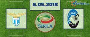 Лацио - Аталанта 6 мая 2018 прогноз