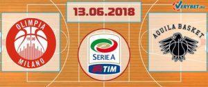 Милано – Тренто 13 июня 2018 прогноз