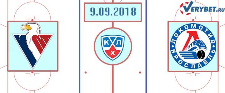 Слован – Локомотив 9 сентября 2018 прогноз