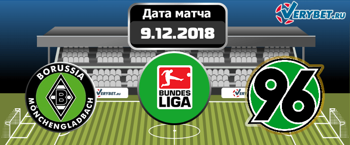 Боруссия — Штутгарт 9 декабря 2018 прогноз