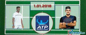 Тиафо — Федерер 1 января 2019 прогноз