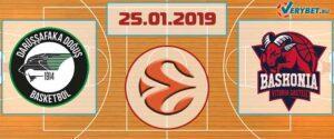 Дарюшшафака – Баскония 25 января 2019 прогноз