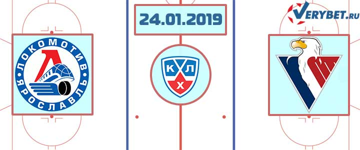 Локомотив — Слован 24 января 2019 прогноз
