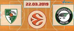 Жальгирис – Дарюшшафака 22 марта 2019 прогноз