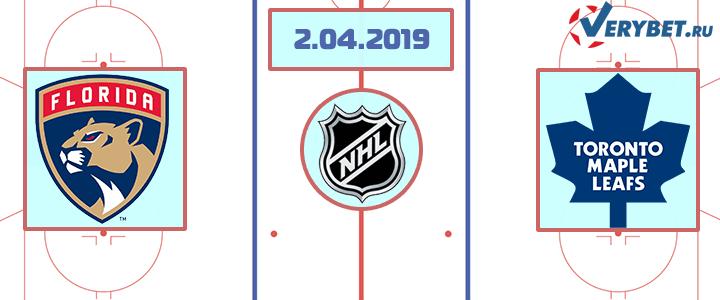 Айлендерс — Торонто 2 апреля 2019 прогноз