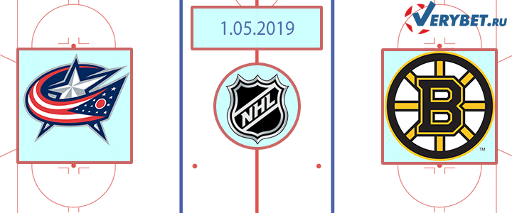 Коламбус — Бостон 1 мая 2019 прогноз