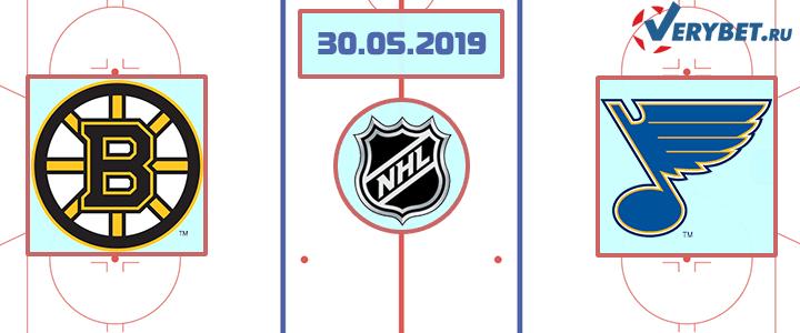 Бостон — Сент-Луис 30 мая 2019 прогноз