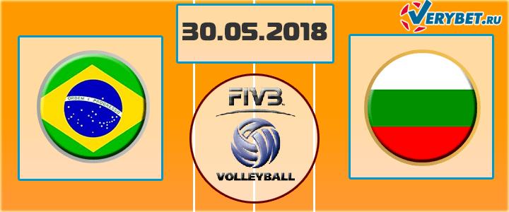 Бразилия – Болгария 30 мая 2019 прогноз