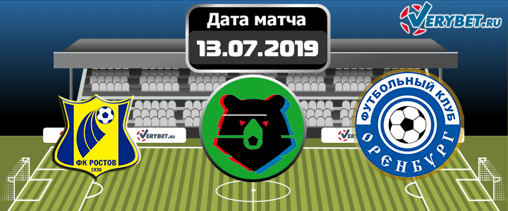 Ростов – Оренбург 13 июля 2019 прогноз