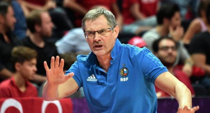 Базаревич тренер сборной России по баскетболу