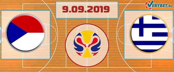 Чехия – Греция 9 сентября 2019 прогноз