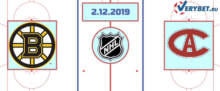 Бостон – Монреаль 2 декабря 2019 прогноз