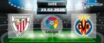 Атлетико - Вильярреал 23 февраля 2020 прогноз