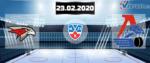Авангард — Локомотив 23 февраля 2020 прогноз