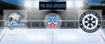 Барыс – Сибирь 18 февраля 2020 прогноз