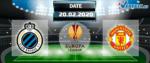 Брюгге – Манчестер Юнайтед 20 февраля 2020 прогноз