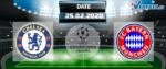 Челси – Бавария 25 февраля 2020 прогноз