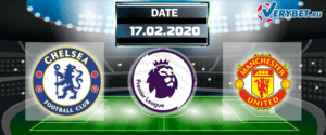 Челси – Манчестер Юнайтед 17 февраля 2020 прогноз