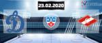 Динамо Москва — Спартак 23 февраля 2020 прогноз