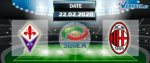 Фиорентина – Милан 22 февраля 2020 прогноз