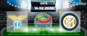 Лацио - Интер 16 февраля 2020 прогноз