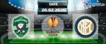 Лудогорец – Интер 20 февраля 2020 прогноз