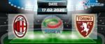 Милан – Торино 17 февраля 2020 прогноз
