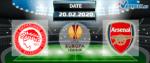 Олимпиакос – Арсенал 20 февраля 2020 прогноз