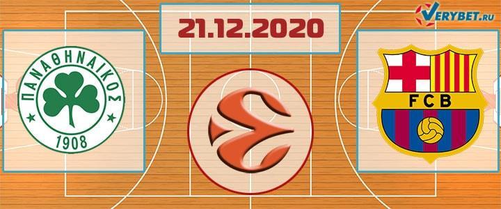 Панатинаикос – Барселона 21 февраля 2020 прогноз