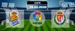 Реал Сосьедад - Вальядолид 28 февраля 2020 прогноз