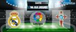 Реал Мадрид – Сельта 16 февраля 2020 прогноз