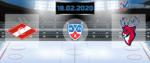 Спартак — Торпедо 18 февраля 2020 прогноз