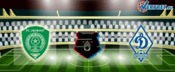 Ахмат – Динамо 13 марта 2020 прогноз