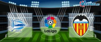 Алавес – Валенсия 6 марта 2020 прогноз