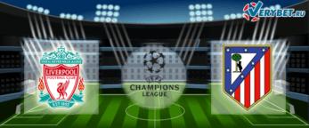 Ливерпуль – Атлетико Мадрид 11 марта 2020 прогноз