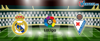 Реал Мадрид — Эйбар 13 марта 2020 прогноз