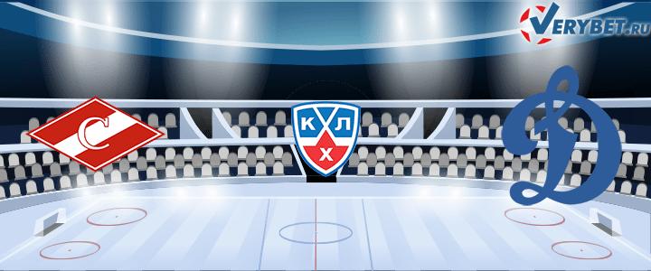 Спартак - Динамо Москва 12 марта 2020 прогноз