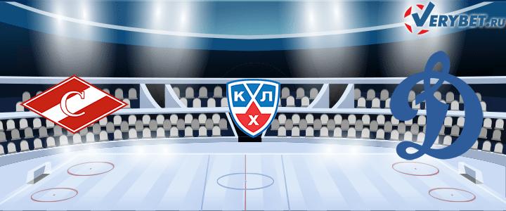 Спартак — Динамо Москва 6 марта 2020 прогноз